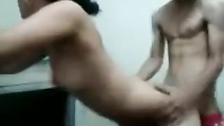 My well-stacked Arabian wife gets her sugar snatch nailed--_short_preview.mp4