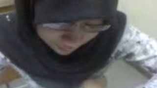 Nasty girl wearing hijab allows me to touch her nice tits--_short_preview.mp4