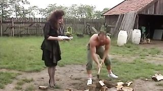 Young man fuck lascivious milf in the asshole and cums--_short_preview.mp4
