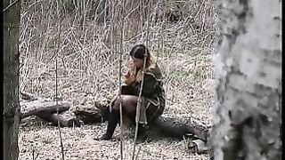 Beautiful and young brunette babe in the forest pissing hard--_short_preview.mp4