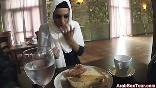 Lovely arab chick got her tight pussy fed by a thick wiener--_short_preview.mp4