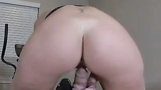 POV clip with my sporty blonde wife sucking and riding my cock--_short_preview.mp4