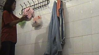 Cute brunette stranger girl in the locker room on hidden cam--_short_preview.mp4