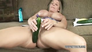 Sweet and experienced blonde milf in solo zesty action--_short_preview.mp4