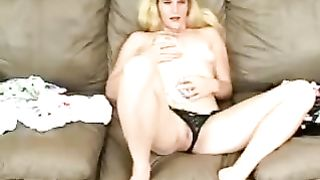 Blonde hot girl on the couch takes off her black panties--_short_preview.mp4
