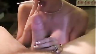 Dark-haired MILF is smoking and giving me a great blowjob--_short_preview.mp4