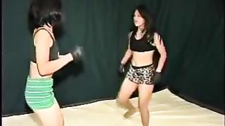 Me and my GF fight and go lesbian in homemade video--_short_preview.mp4