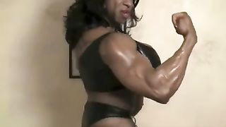 I am a busty ebony whore and I love showing off my biceps--_short_preview.mp4