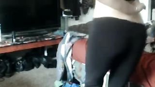 Young inked slut in tight leggings shows me off her tattoo on webcam--_short_preview.mp4