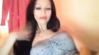 Really fabulous webcam black haired sexpot exposed her curves and twat--_short_preview.mp4