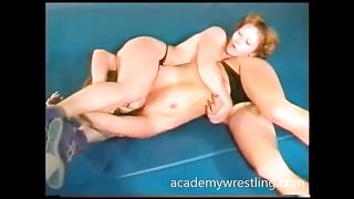 My fat ass lesbian friend is crushing my body with her strong legs--_short_preview.mp4
