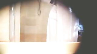 Spy vid of sexy MILF taking shower in the opposite building--_short_preview.mp4