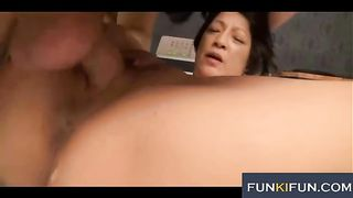Sexy Japanese MILFs are showing off their sex skills in the hottest video ever--_short_preview.mp4