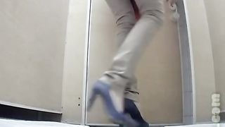 Slender girl with pale skin booty urinating in the public restroom--_short_preview.mp4