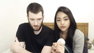 Amateur webcam couple had a great time chatting with me--_short_preview.mp4