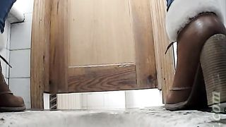 Lovely white booty of a young chick filmed from behind--_short_preview.mp4