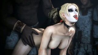 Gorgeous Catwoman and Harley Quinn know how to share a dick--_short_preview.mp4
