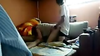 Skinny teen dude fucks my mature pussy in a doggy position--_short_preview.mp4