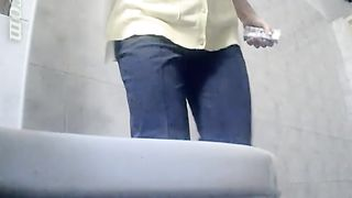 Fine white chick climbs on a shitter to piss and gets filmed on hidden cam--_short_preview.mp4
