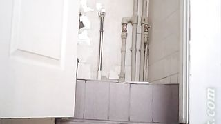White stranger chubby white chick in the toilet room--_short_preview.mp4