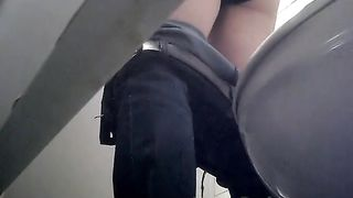 Lovely thick white booty in jeans caught on hidden cam nude--_short_preview.mp4