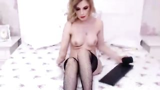 Naughty Hot Shemale Stroke Her Cock--_short_preview.mp4