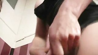 Using my slave's poor nose like a hard cock inside me--_short_preview.mp4
