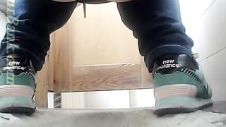 White chick in the public restroom got her pussy filmed closeup--_short_preview.mp4