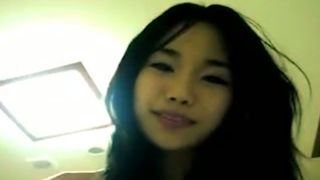 Sweet Asian babe opens her hairy pussy for my hard dick--_short_preview.mp4