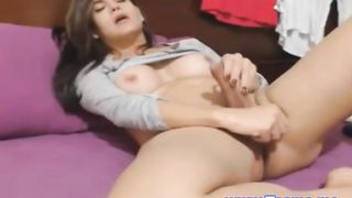 Nice Big Tits and Hard Cock for a Hot Shemale--_short_preview.mp4
