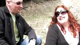 Chubby Red haired BBW knows how to please naughty blondie outdoors--_short_preview.mp4