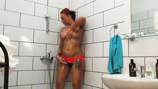 This redhead is temptingly naughty and she loves camming in the shower--_short_preview.mp4