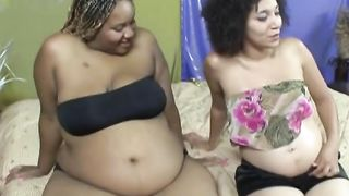 Ebony chick gets pleased by friend--_short_preview.mp4