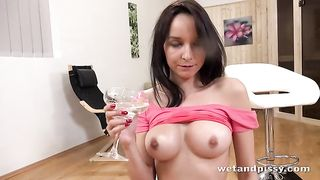 Beyond the fact that she's cute this chick loves to drink her own piss--_short_preview.mp4