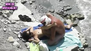 These shameless beach fuckers are enjoying some passionate fuck on the beach--_short_preview.mp4