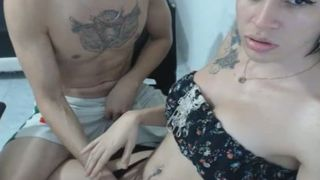 Horny Tranny Gets Her Ass Pounded--_short_preview.mp4