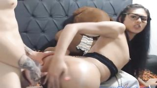 Hot Shemale Fucked Hard and Received Anal Pie--_short_preview.mp4