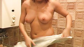 This pee loving redhead always seems to have a lot of fun while showering--_short_preview.mp4