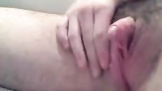Freaky big clitoris of a European milf lady on webcam--_short_preview.mp4