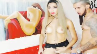 Nice Oral Fuck for Horny Busty Shemale--_short_preview.mp4