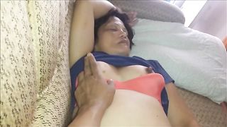 Mature fuck buddy loves when I play with her soaking vagina--_short_preview.mp4
