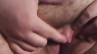 Ugly big clitoris of a fat amateur white bitch on home video--_short_preview.mp4