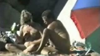 One horny mature couple having sexy time on the beach - spy vid--_short_preview.mp4
