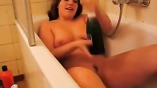 I can stuff my trimmed pussy with a bottle with ease--_short_preview.mp4