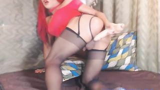 Shemale with Big Ass got a Tight Wet Asshole--_short_preview.mp4