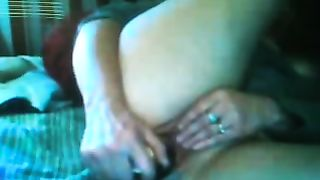 Homemade solo with chubby me pounding my crotch with a dildo--_short_preview.mp4