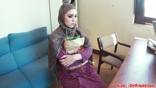 There is no job for a hot Arab chick but she can fuck for money--_short_preview.mp4
