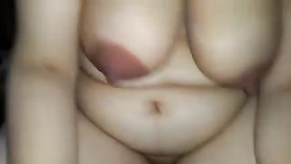 Chubby Arab MILF riding my dick in a cowgirl position--_short_preview.mp4