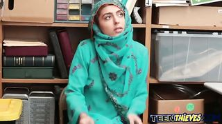 This shy Arab chick may look like a good girl but she is a real nympho--_short_preview.mp4
