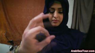 Attractive Arab babe bends over and gets fucked raw by horny man--_short_preview.mp4